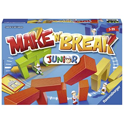Make'n'Break Junior Children's Game: Toys & Games