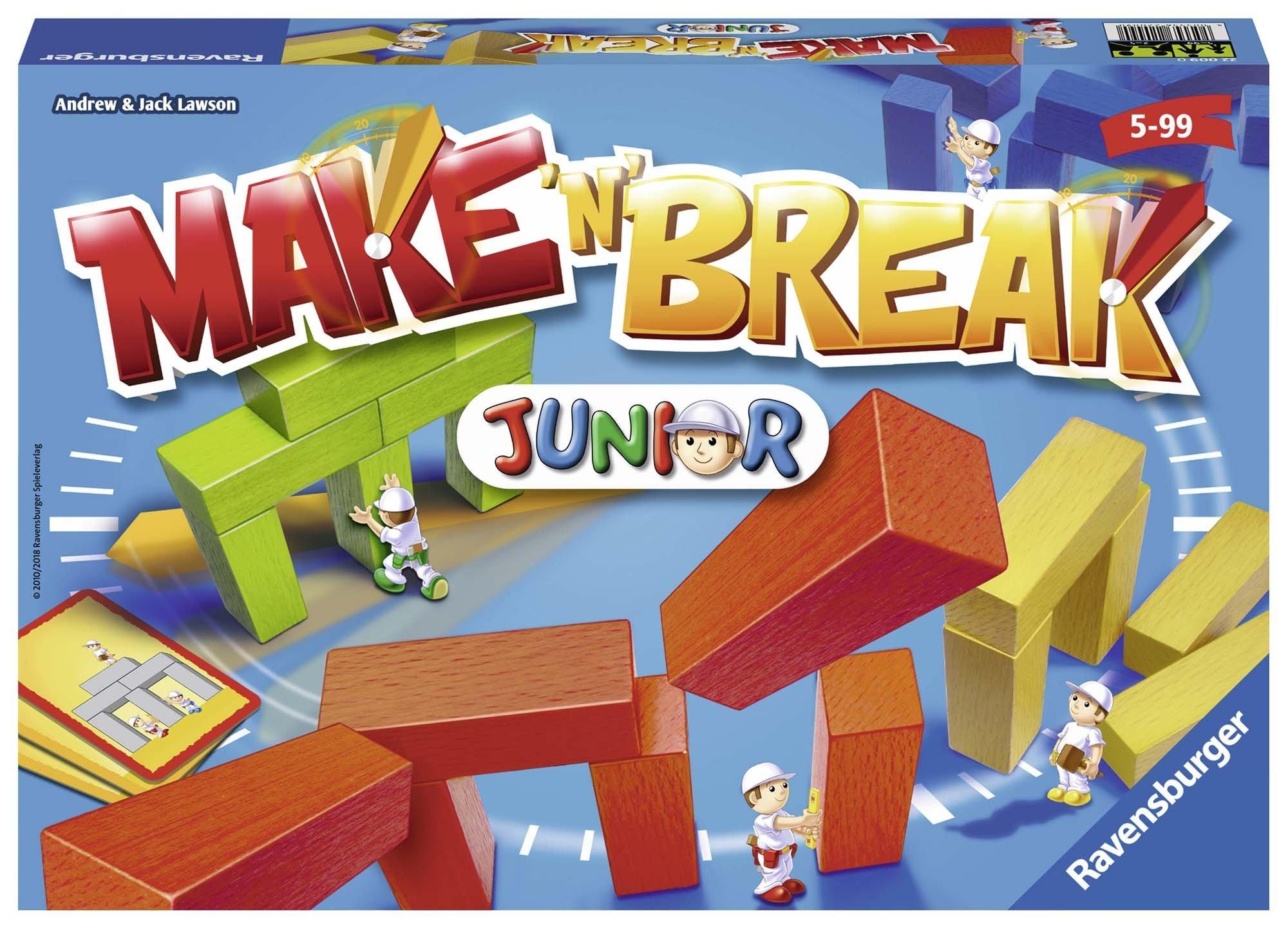 Make'n'Break Junior Children's Game by Ravensburger (Image #1)