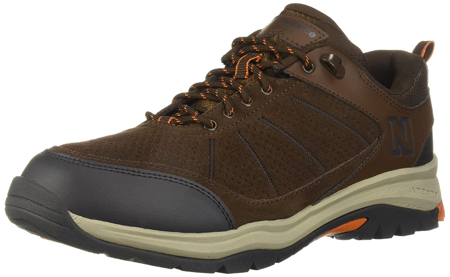 New Balance Men's 1201v1 Walking Shoe 17 M US|Brown