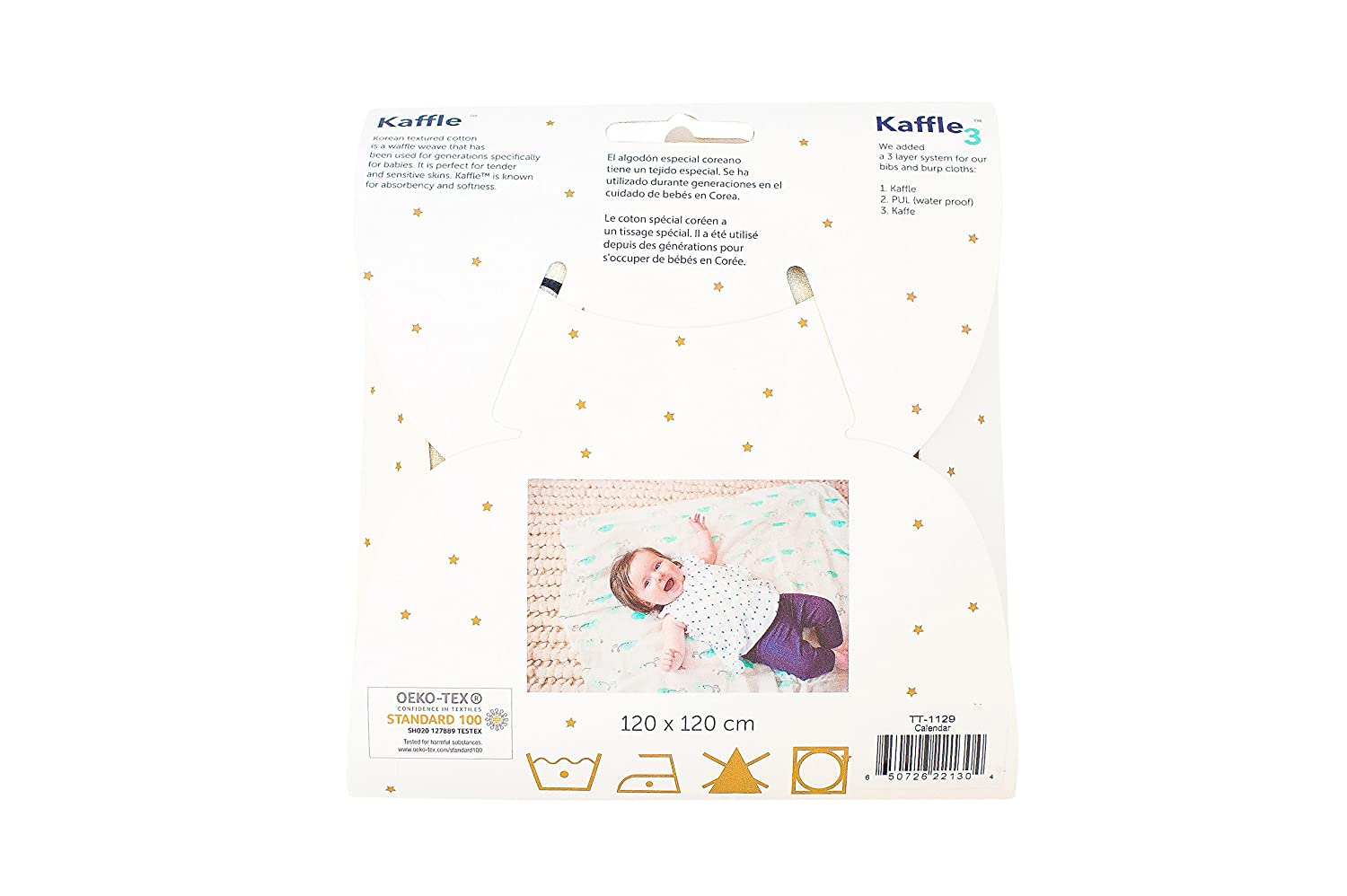 Amazon.com: Warm, Soft, Comfortable Swaddle Baby Blanket for Sensitive Skin (Calendar 2018): Baby