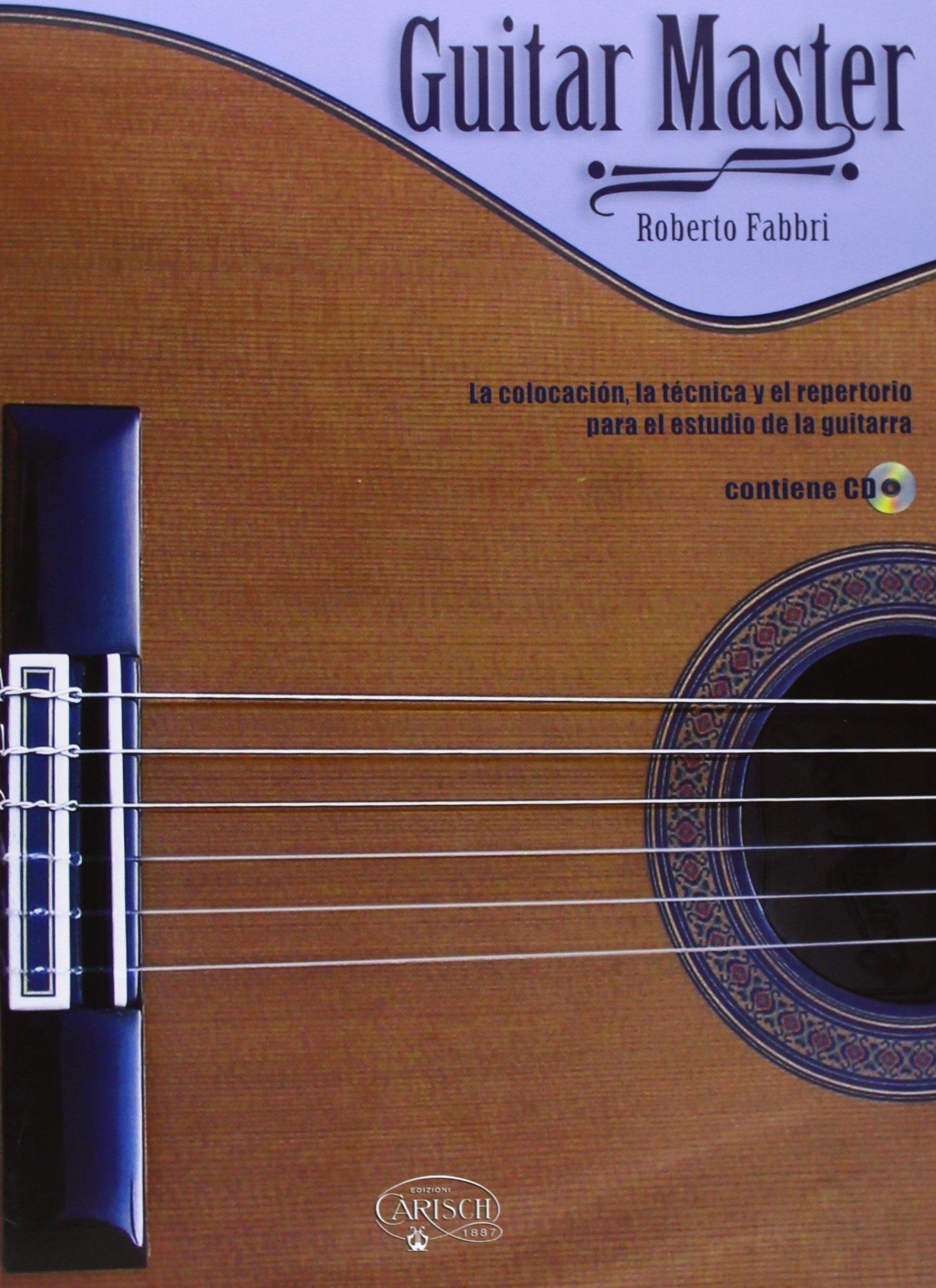 Guitar Master (RM Pedag Lenguaje musical): Amazon.es: Fabbri ...