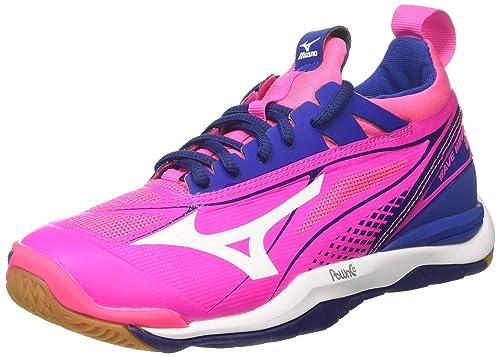 Mizuno Wave Mirage W, Zapatillas de Gimnasia para Mujer: Amazon.es: Zapatos y complementos