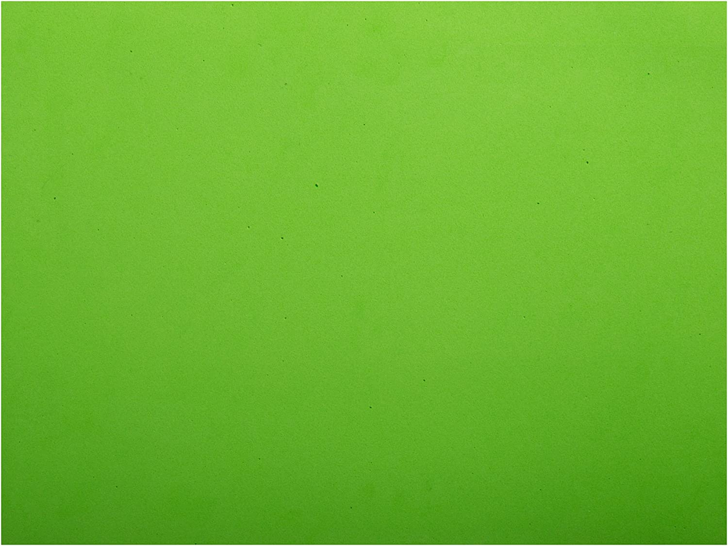 Lime Green EVA Foam Sheets CTG 12 Pieces 9 x 12 inches