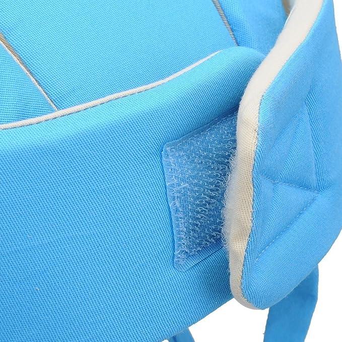 Infantil de casco de seguridad para bebé Niños gorro de cabeza ...