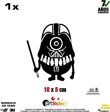 Amazonfr Artstickers Autocollant Minion Dark Vador