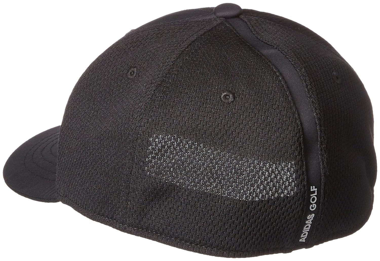 e9ee78d6a7c979 Adidas Men Climacool Tour Flexfit Cap - Black, Large/X-Large: Amazon.co.uk:  Sports & Outdoors