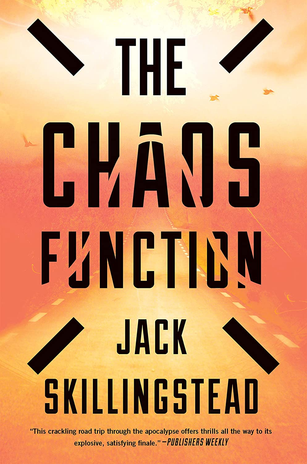 The Chaos Function (English Edition) eBook: Skillingstead, Jack ...