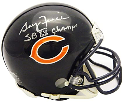217306d2f85 Image Unavailable. Image not available for. Color: Autographed Gary Fencik  ...