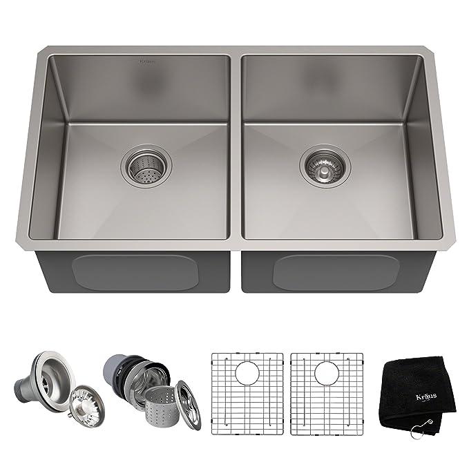 Kraus khu102-33: Kraus Khu102-33 Kitchen Faucet For Performing Water Job