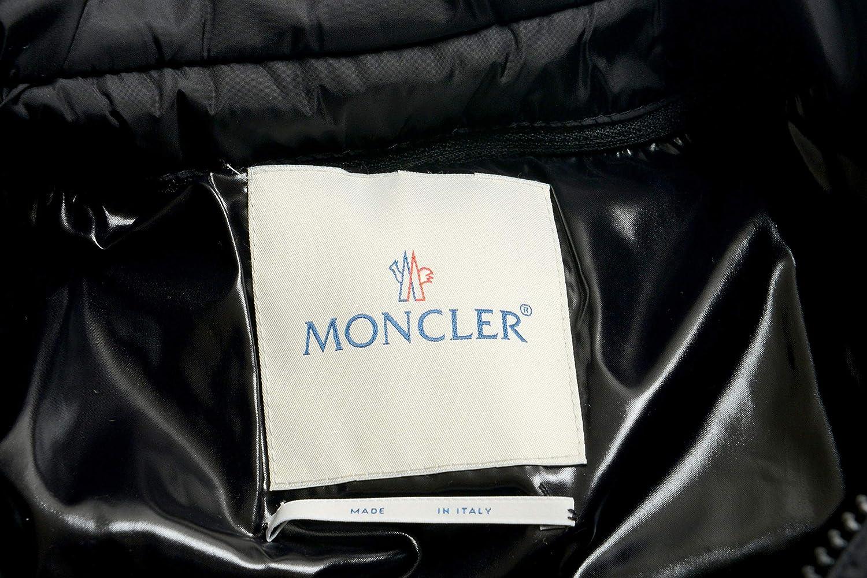 Amazon.com: Moncler Womens ANCOLIE Black Down Jacket Coat Moncler Sz 1 US S: Clothing