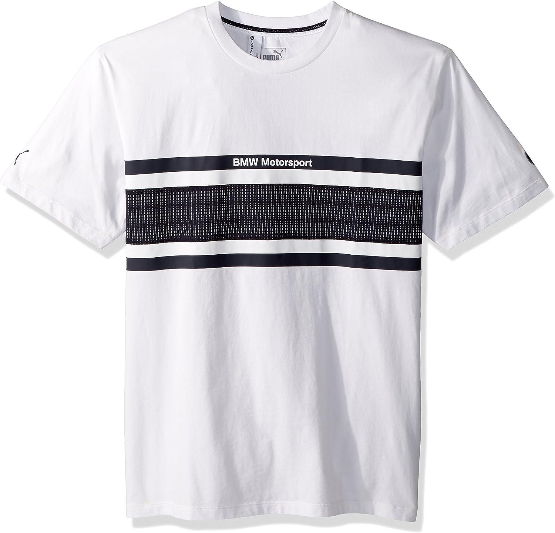 Puma BMW Motorsport - Camiseta de manga corta para hombre