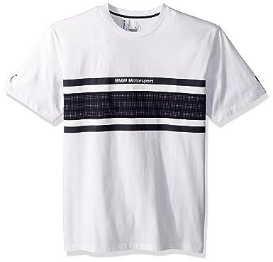 3d301441aa9 PUMA Men's BMW Motorsport Oversize T-Shirt at Amazon Men's Clothing ...