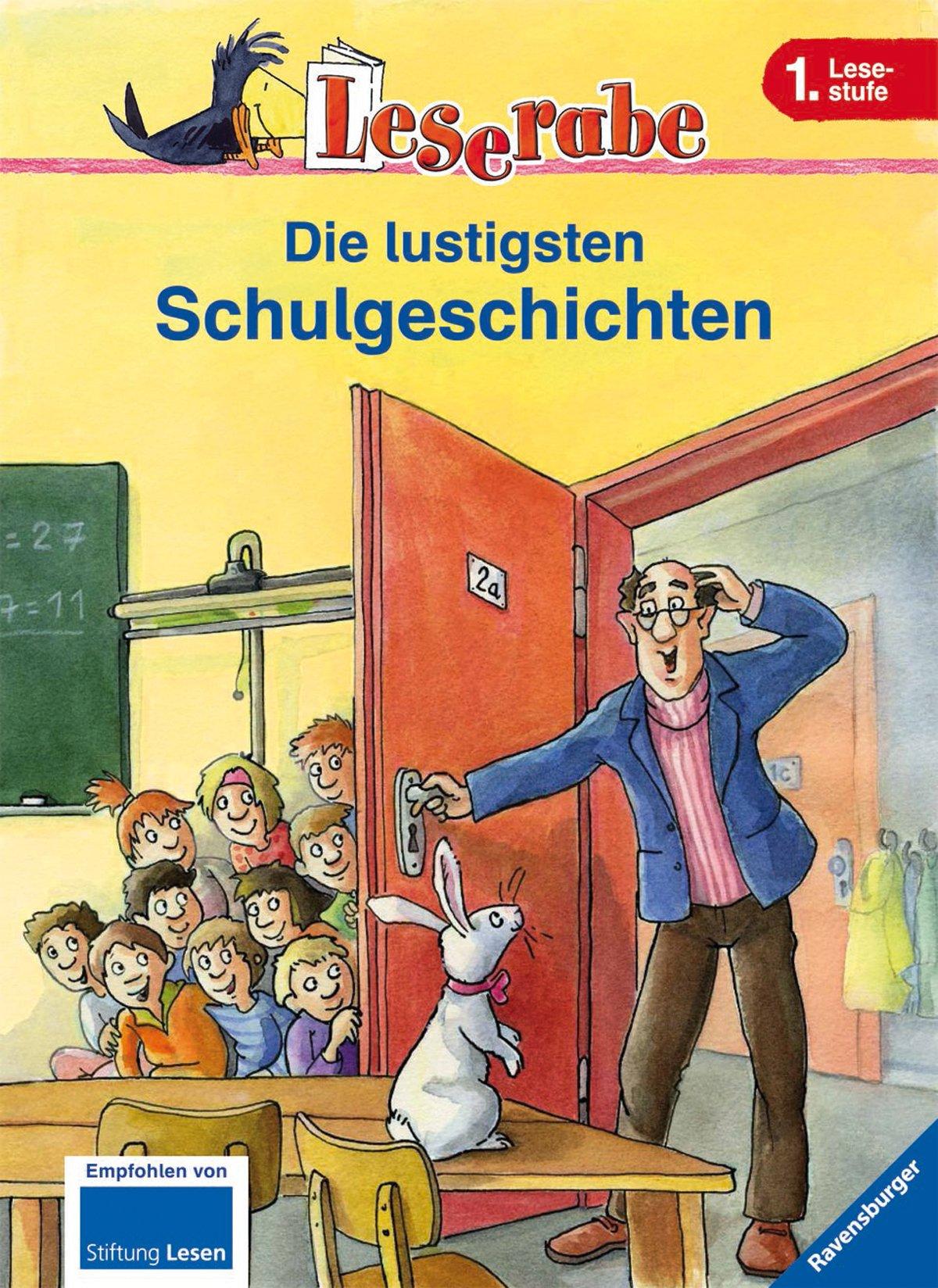Die lustigsten Schulgeschichten
