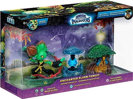 Amazon.com: Skylanders Imaginators Enchanted Elven Forest ...