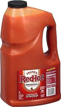 1-Gallon Frank's Red Hot Cayenne Pepper Sauce