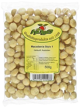 Macadamia-Nuss wird verwendet, um Gewicht zu verlieren
