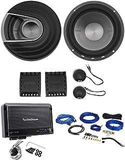 amazon com polk audio mm6502 6 5\u201d 750 watt component speakers mb best speaker wire connectors polk audio mm6502 6 5\u201d 750 watt component speakers rockford fosgate amp wire kit