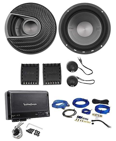 amazon com polk audio mm6502 6 5 u201d 750 watt component speakers rh amazon com Polk Speaker Connectors Polk Speaker Connectors