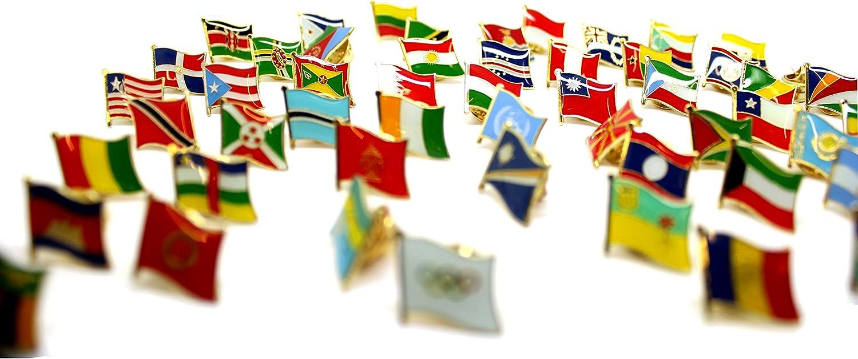 National Country Flag INDONESIA Enamel Pin Badge Brooch High Quality Metal Enamel Pin Badge Lapel Brooch
