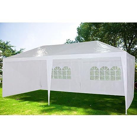 Peaktop 10u0027x20u0027 Outdoor Party Wedding Tent Canopy Gazebo Carport Storage Shelter Pavilion Multiple  sc 1 st  Amazon.com & Amazon.com : Peaktop 10u0027x20u0027 Outdoor Party Wedding Tent Canopy ...