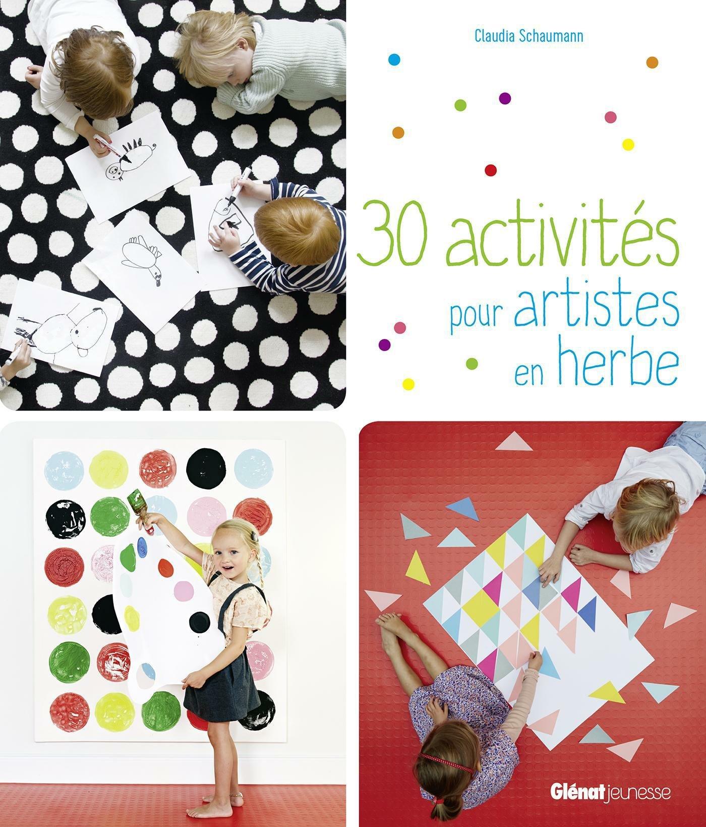 30 activités pour artistes en herbe
