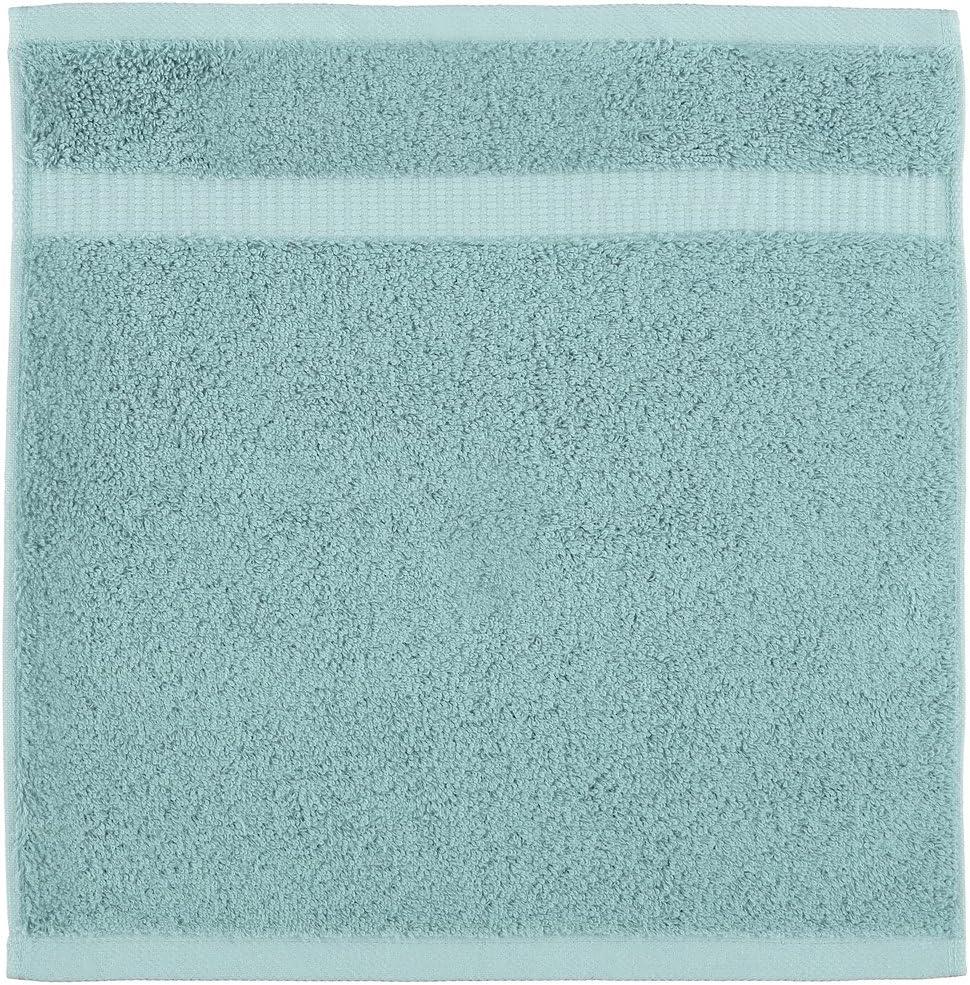 4er-Pack Pinzon Badetuch aus Biobaumwoll-Mischgewebe Marineblau