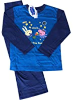 Official Peppa Pig 'All Aboard the Bedtime Train' Children's Pyjamas