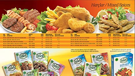 Barbacoa condimento Variedades: Amazon.com: Grocery ...