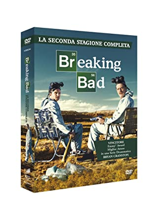 Breaking Bad - Stagione 02 (4 Dvd) [Italia]: Amazon.es: Paul ...