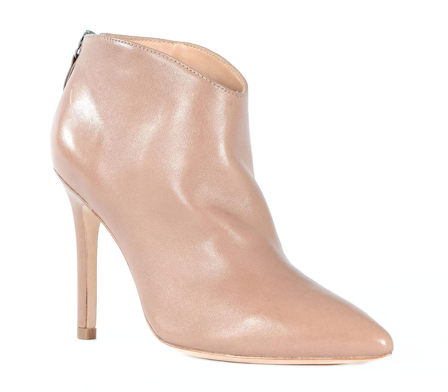 Halston Heritage Karen Leather Bootie