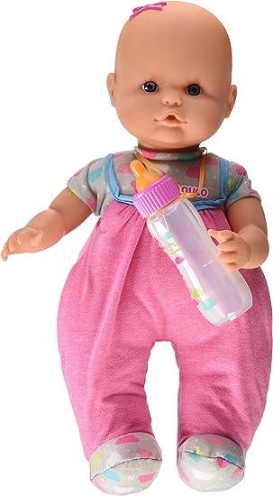 Nenuco - Biberón Mágico Rosa, Muñeco Bebé, para niños y niñas a ...