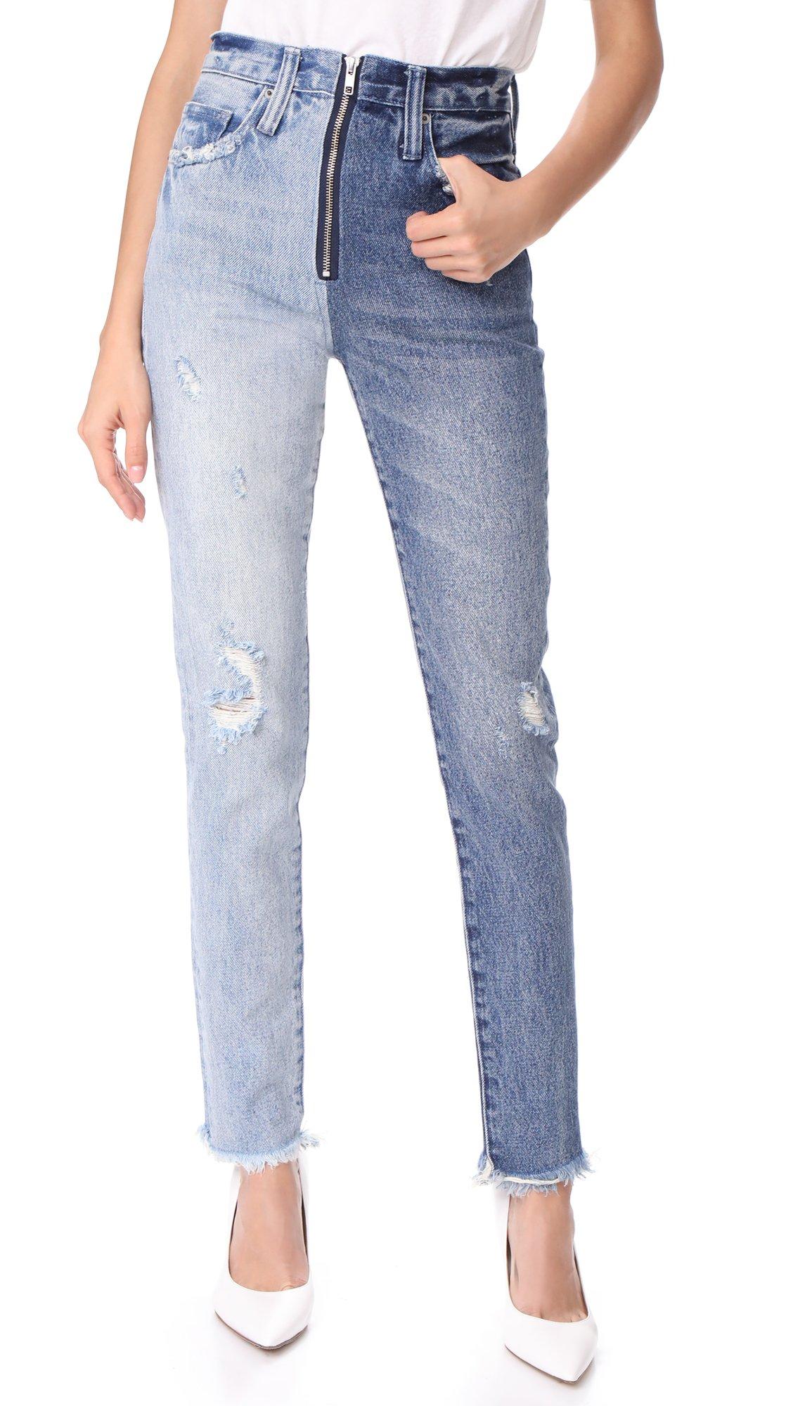 PRPS Women's AMX Jeans, Indigo, 27