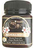 Apihealth Nz Raw Manuka Honey Umf 20+, 250Gm