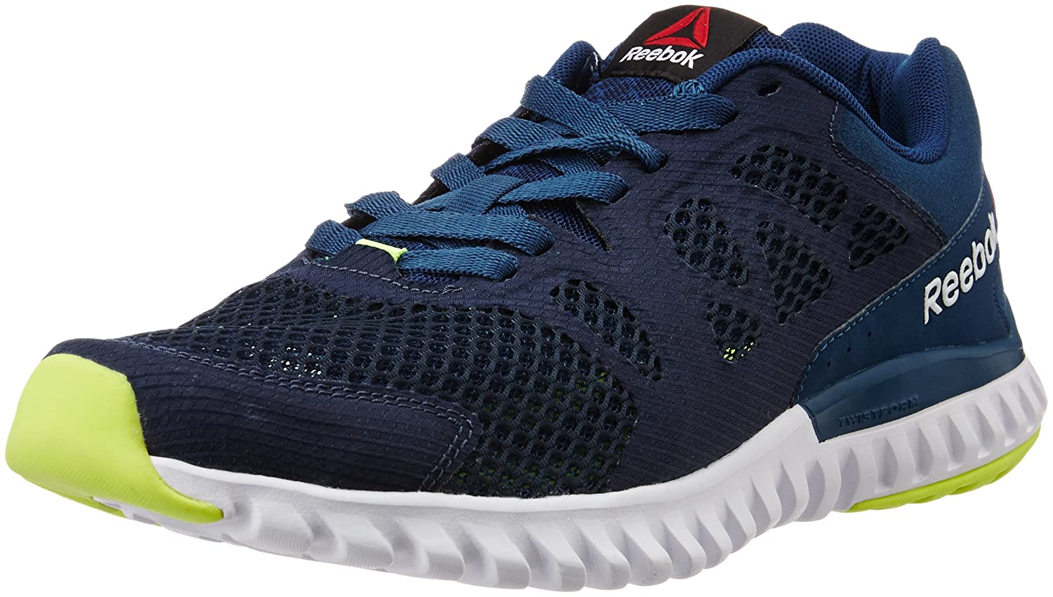 Reebok Men s Twistform Blaze 2.0 MTM Blue 52345cef71