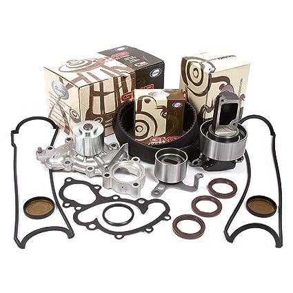 Automotive Timing Belt Kits Evergreen TBK154MVCACT Fits