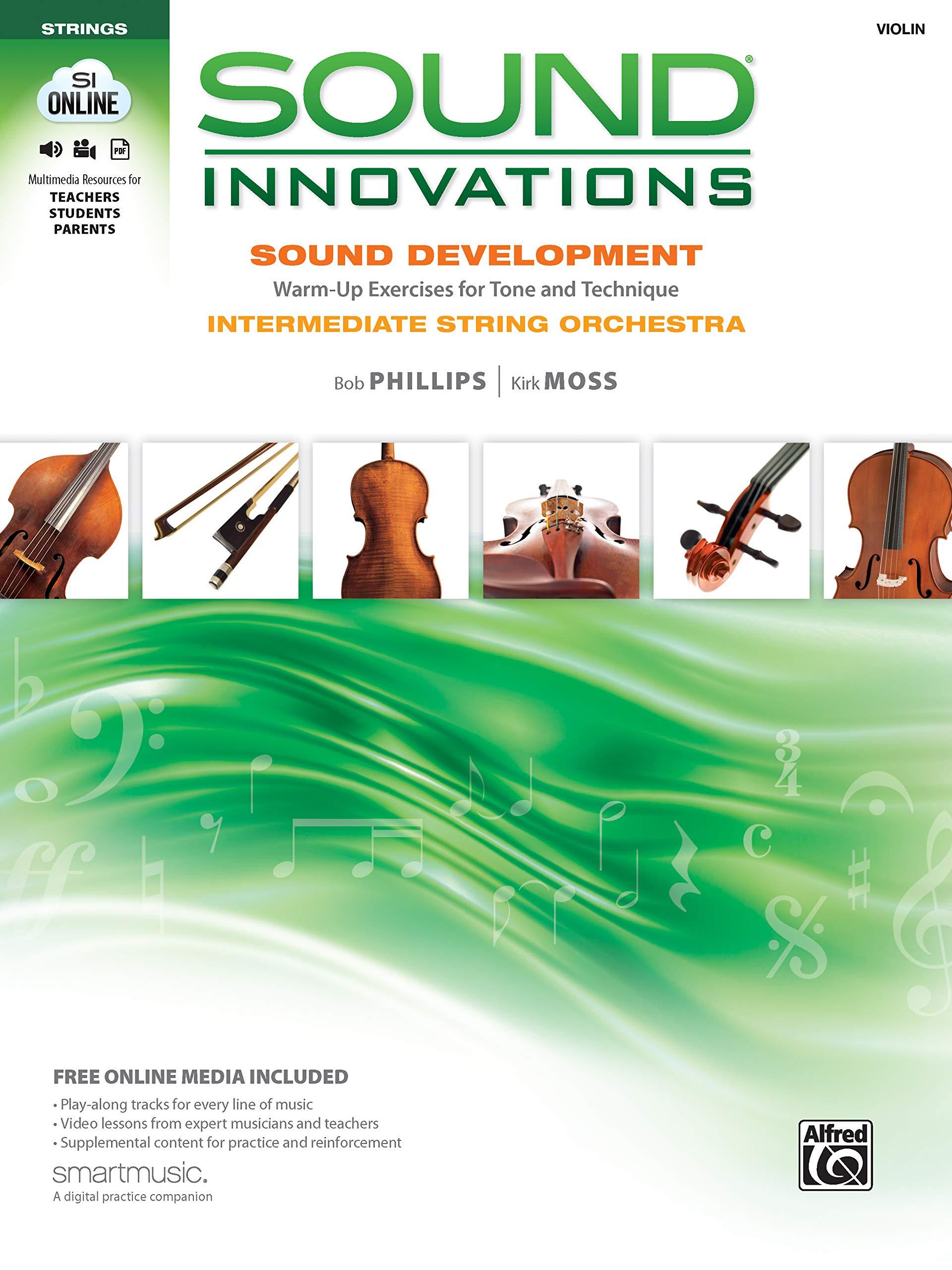 Amazon com: Sound Innovations for String Orchestra -- Sound