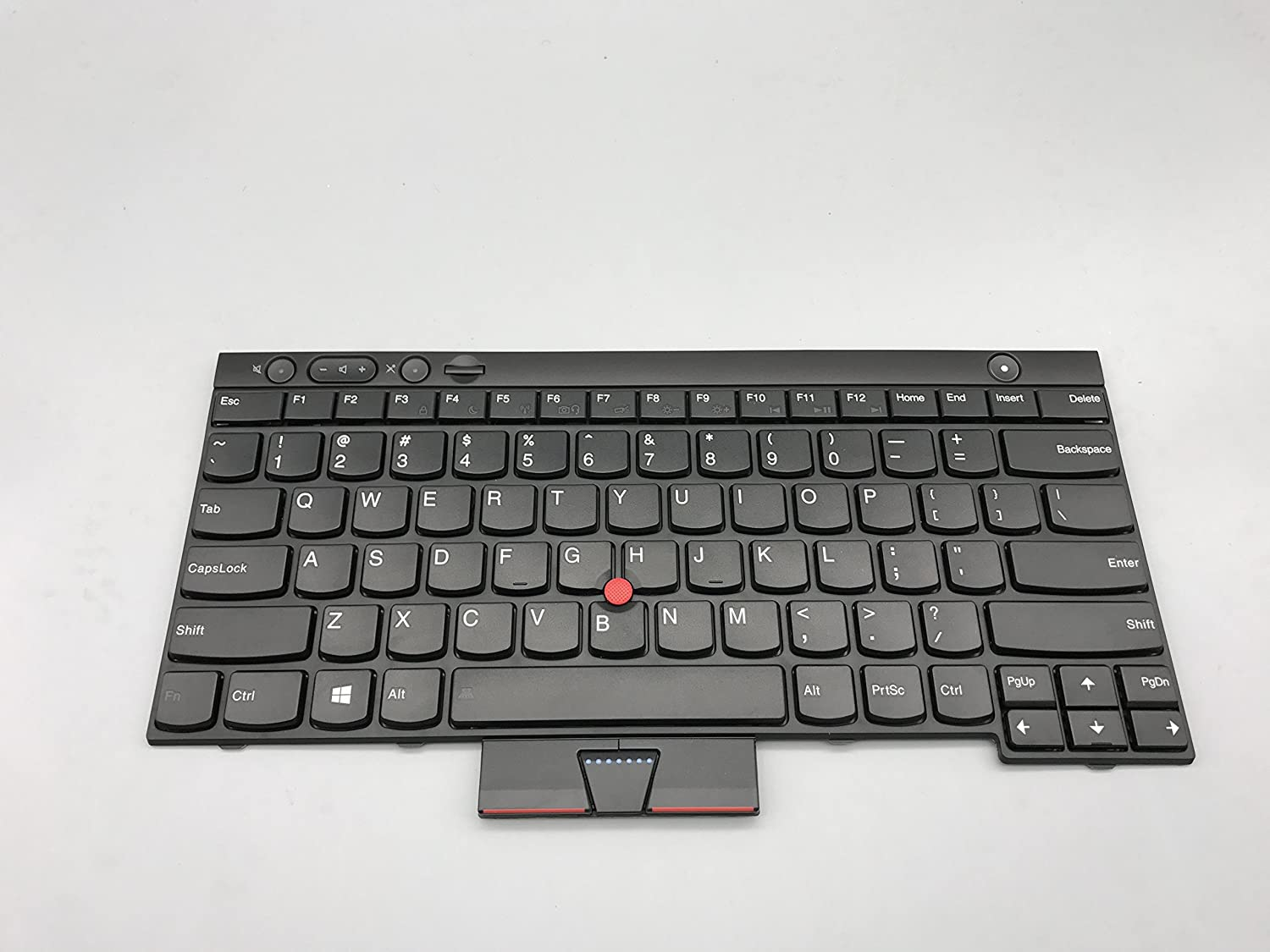Keyboard for Lenovo IBM Thinkpad T430 T430S T430I (Not Fit T430U) X230 X230T X230I (Not Fit X230S) T530 W530 MP-11C23US-3871W 0C01885 04X1201 6C606J CS12-84-US