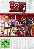 Star Wars: The Clone Wars - Die komplette zweite Staffel [4 DVDs]