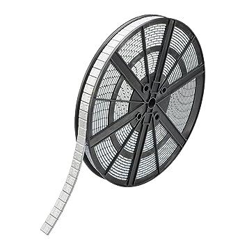 Rollo contrapesos Adhesivos Plata 1.000x5g Tipo371R FL | Contrapesos Adhesivos para Llantas de aleación, Peso Equilibrio: Amazon.es: Coche y moto