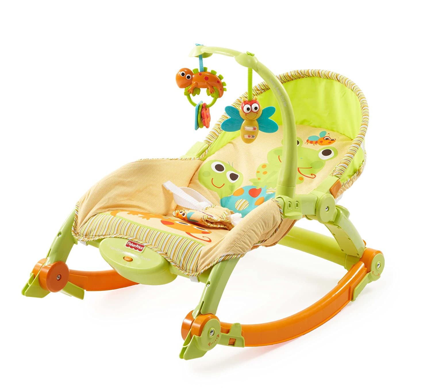 Buy Fisher Price Portable Rocker Newborn to Toddler line at Low