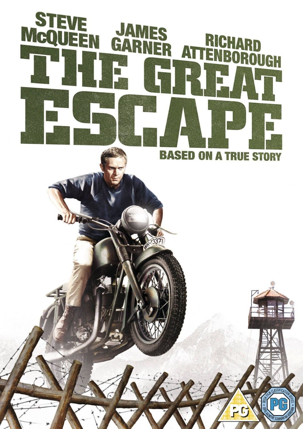 amazon com great escape the import movie european format zone