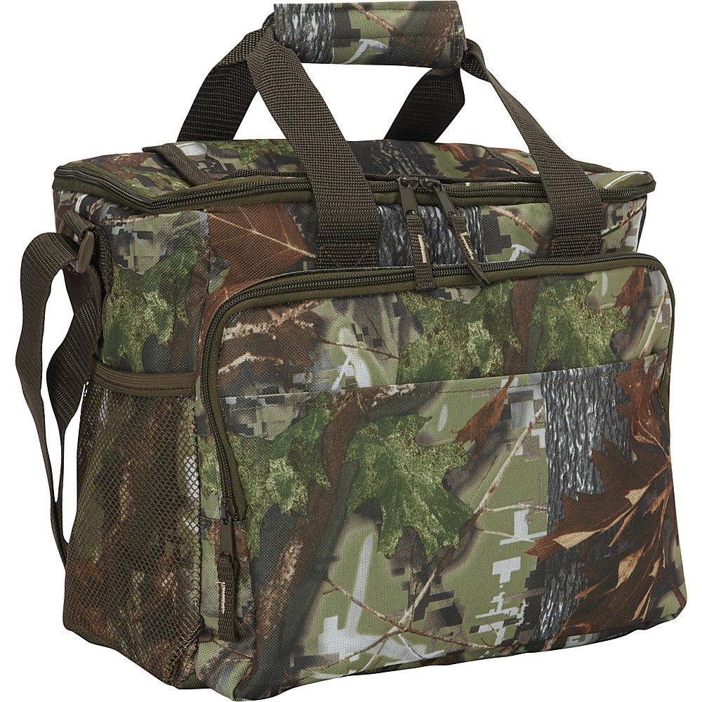 GOODHOPE Bags Travelwell Camo Kühler