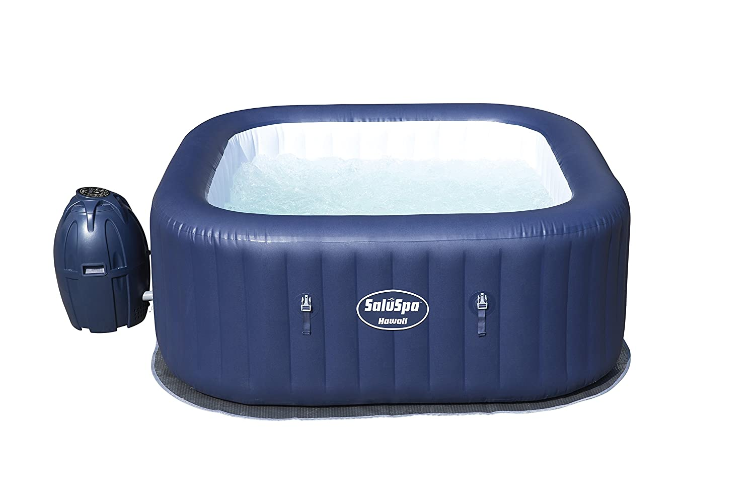 Outdoor Hot Tubs Deals: Bestway 54155E Hawaii Air Jet Inflatable ...