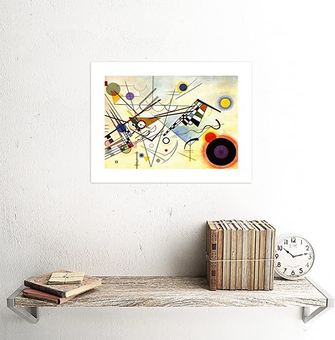 Wassily Kandinsky Composition VIII Fine Art Print//Poster