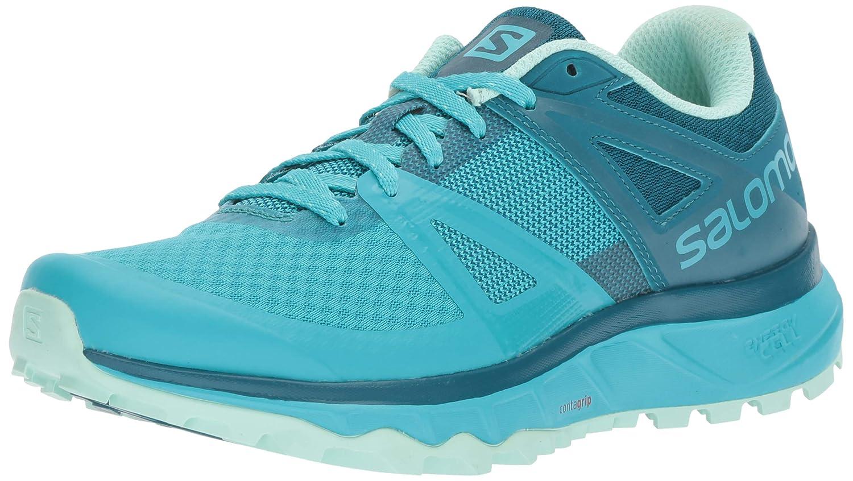 Bleu (bleubird) SALOMON Trailster W, Chaussures de Trail Femme 40 2 3 EU