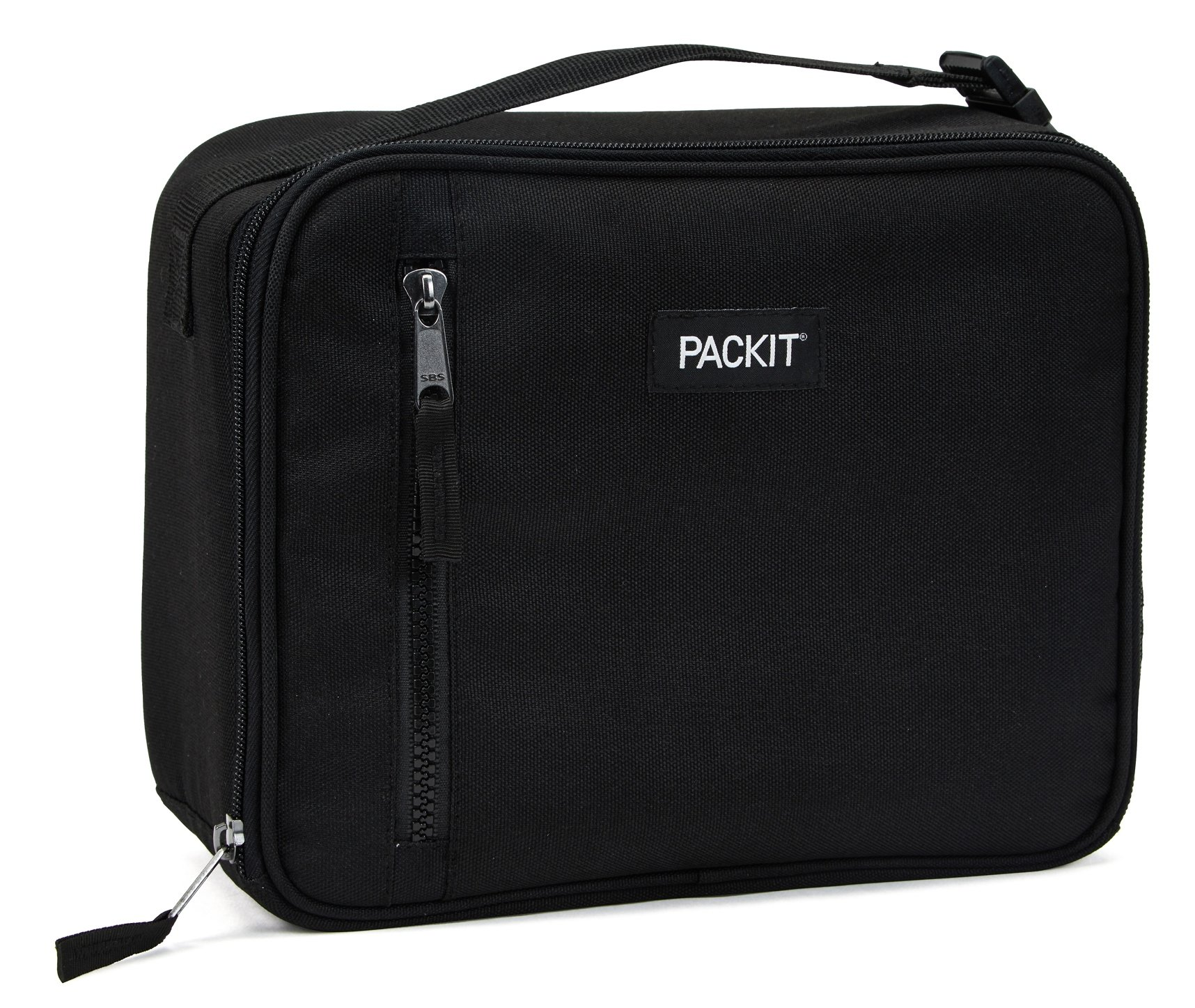 PackIt Freezable Classic Lunch Box, Black by PackIt (Image #3)