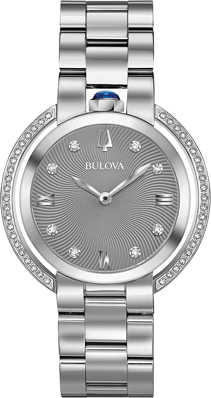 Bulova Rubaiyat 50 Diamonds 96R219