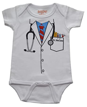 481f5fb6a Amazon.com: Sara Kety Dr Boy 06-12 Months White: Baby