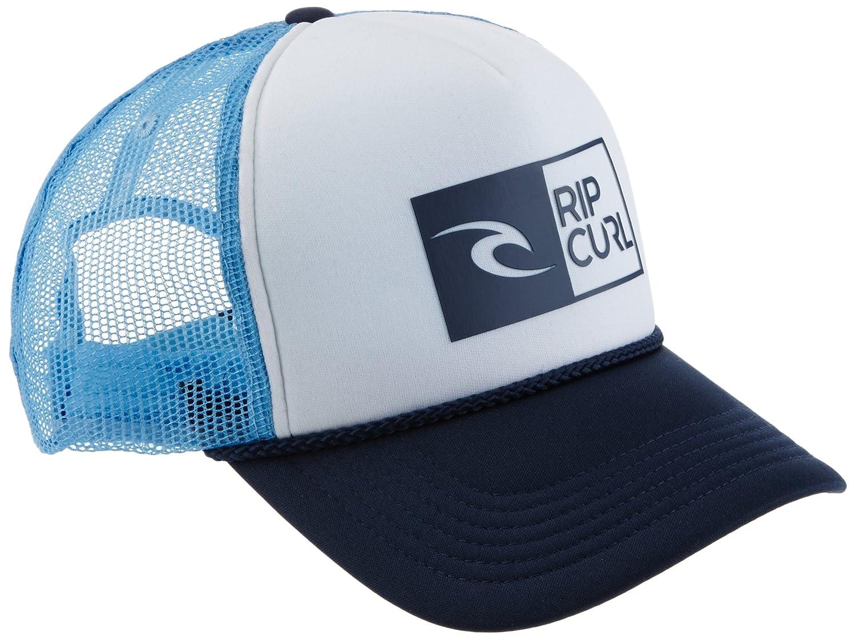 RIP CURL - Gorra para hombre, talla única, color azul: Amazon.es ...