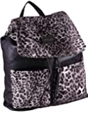 EyeCatch - Prudence Womens Faux Leather Rucksack Ladies BackPack